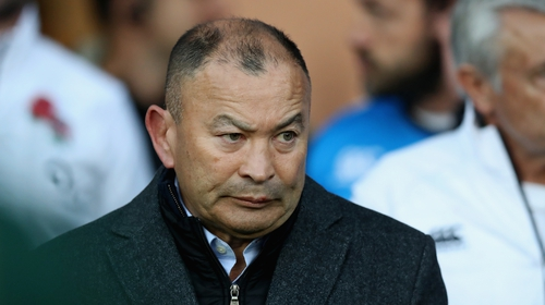 """Eddie Jones on New Zealand: """"You've got to play a certain way against them, there's no doubt about that"""""""