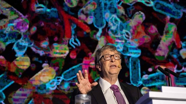 Bill Gates unveils lavatory of the future and says he loves 'few things more than toilets'