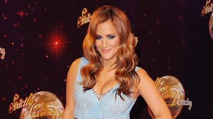 Caroline Flack won Strictly Come Dancing with professional dance partner Pasha Kovalev in 2014