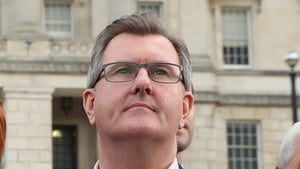 Jeffrey Donaldson said the DUP would not take no-deal off the table