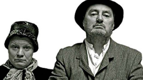 Mary McEvoy and Pat Shortt in John B. Keane's The Matchmaker