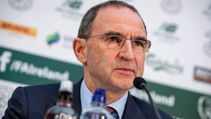 Martin O'Neill spent just over five years in charge of the Republic of Ireland