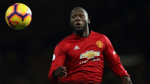 Lukaku has netted 42 in 96 games since joining United from Everton in 2017