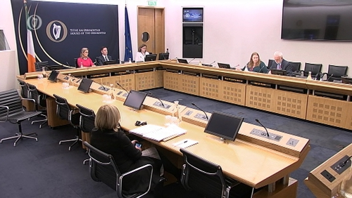 The committee heard from two members of the newly formed Expert Group on Traveller Accommodation