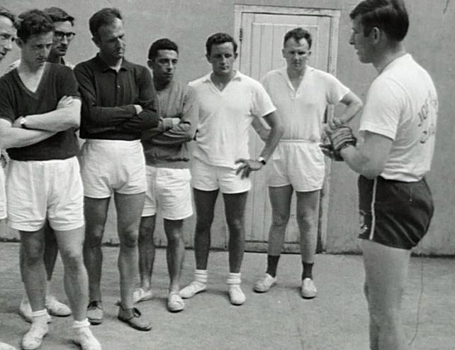 Handball Training