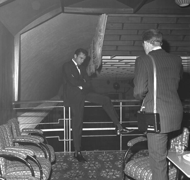 Johnny Cash at the Crystal Ballroom, Dublin (1963)