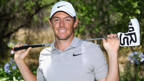 Victory at Sun City would at least take Rory McIlroy to second on the money list