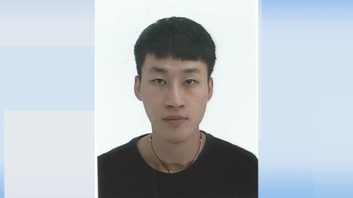 Zi Cheng Zheng was last seen on 5 November on Granby Place, Dublin 1