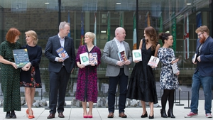 Nominated authors Fuchsia MacAree & Joanna Donnelly (The Great Irish Weather Book) Matt Cooper (Micheal O'Leary) Cecelia Ahern (Roar) John Boyne (A Ladder to the Sky) Holly White (Vegan-ish), Andrea Mara (One Click) and Dave Rudden (Twelve Angels Weeping)