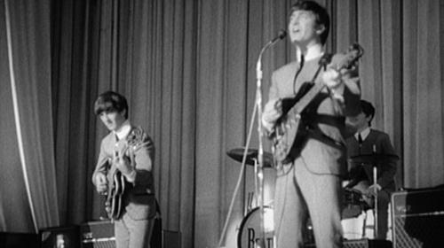 The Beatles performed in Dublin in 1963 (credit: Gael Linn)