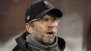 Jurgen Klopp's side face Napoli on Tuesday