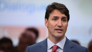 Justin Trudeau has been under pressure since images emerged of him wearing black make-up