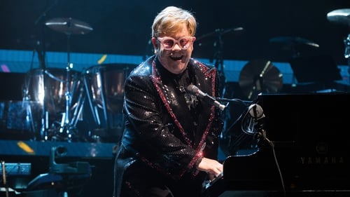 "Elton: he wants people to go ""wow"" .."