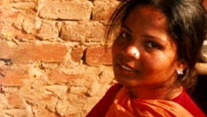 Asia Bibi consistently denied the charges of blasphemy