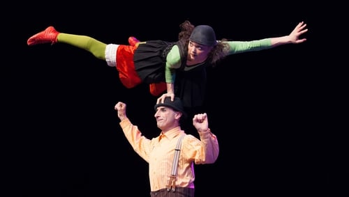 The National Circus Festival of Ireland.