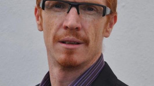 Rónán Mac Con Iomaire, Stiúrthoir Forbairt Réigiúnach Údarás na Gaeltachta.