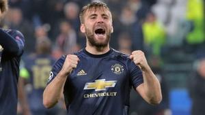 Luke Shaw believes United's win over Juventus can kick-start their season
