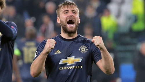 Luke Shaw believes United's win over Juventus can kick-start their season