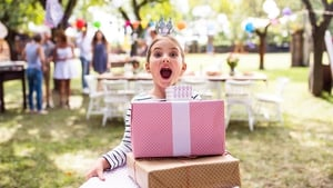 Birthday parties don't have to cost a fortune.