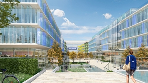 Facebook's 823,000 square feet letting of the former AIB Bank Centre building in Ballsbridge was the biggest deal of the year