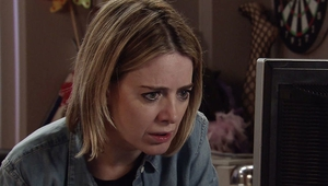 Abi rings Tracy begging for help