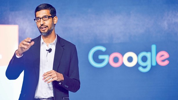 Alphabet reports first revenue decline in company history