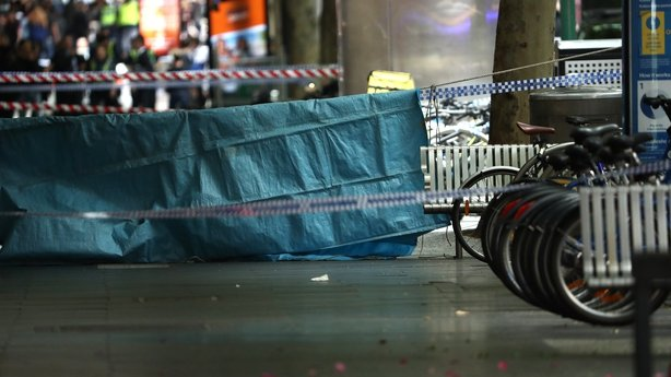Melbourne stabbing being treated as terrorism