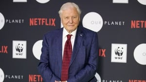 """David Attenborough - """"Our Planet will take viewers on a spectacular journey of discovery, showcasing the beauty and fragility of our natural world"""""""