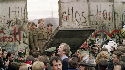 The fall of the Berlin Wall: 30 years on
