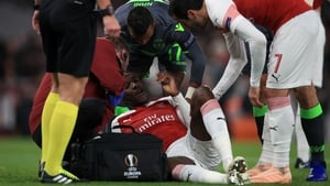 Danny Welbeck has had two successful operations