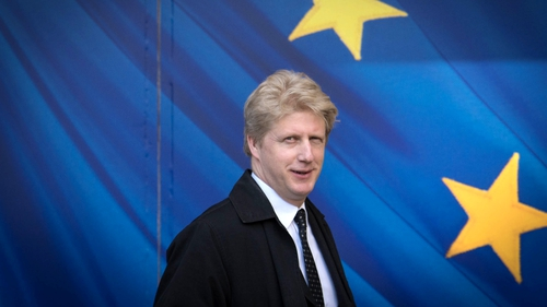 Jo Johnson has called for a second referendum