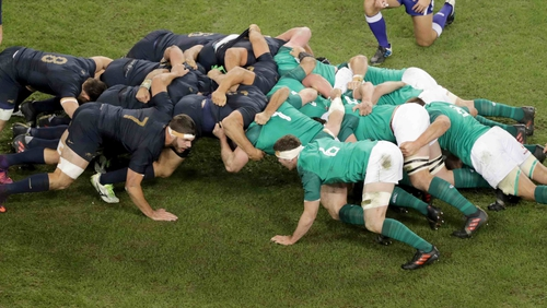Triple Fitness Boost For Ireland Ahead Of All Blacks Test