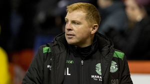 Lennon has been in charge at Easter Road since 2016