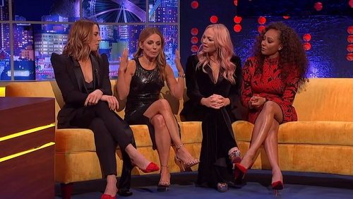 """Mel C says Victoria Beckham said she wasn't """"actually asked"""" to join Spice Girls reunion"""