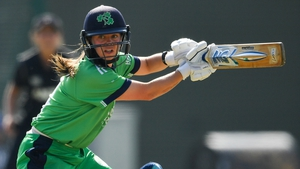 Ireland captain Laura Delany is