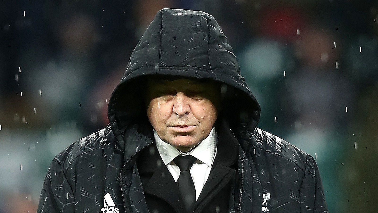 Image - Steve Hansen will not have been overly impressed with what he saw from his side on Saturday