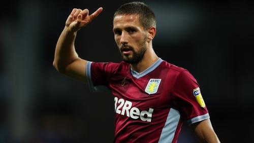 Conor Hourihane scored a terrific free-kick for Aston Villa