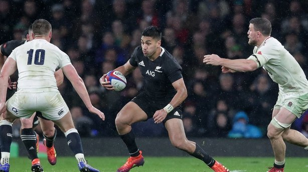 All Blacks Call-Up Sonny Bill Williams Replacement For Ireland Game