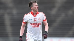 Cillian O'Connor was on target for the winners