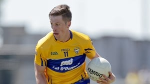 Clare's Eoin Cleary finished with three points for St. Joseph's Miltown Malbay