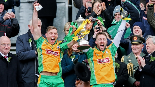 The All-Ireland club finals may lose their St Patrick's Day slot