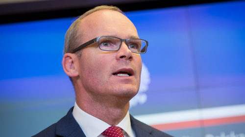 Simon Coveney said the Government do not like Brexit but they have to accept it.