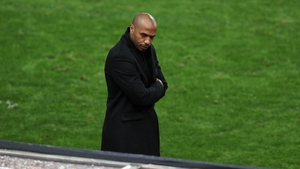 Thierry Henry has won two games out of 12