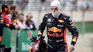 Max Verstappen lost his cool