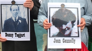 Danny Teggart and Joan Connolly were among the ten people killed