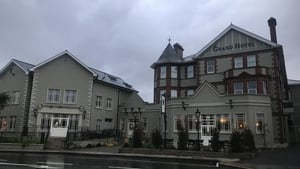 Department of Justice says Grand Hotel in Wicklow town is to be opened as a direct provision centre in the next two weeks