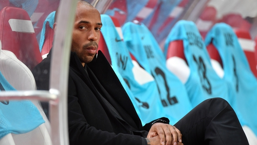 Thierry Henry is involved in a potential Arsenal takeover