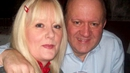 Julie O'Reilly with her husband Tony O'Reilly