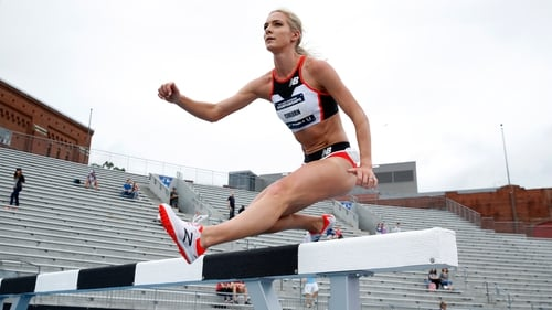 """Emma Coburn is not impressed by what she sees as """"another status quo candidate"""""""