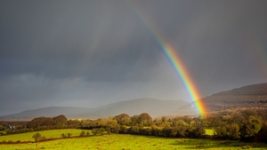 Why are rainbows so common in Ireland?